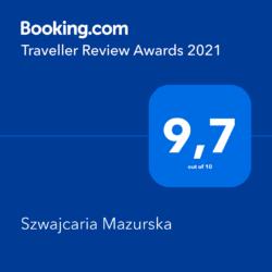 Szwajcaria Mazurska